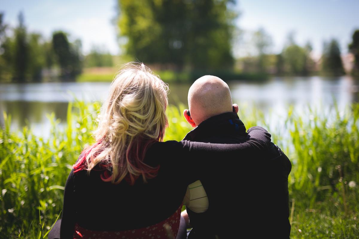 Fotoshooting - Tine und Alex-16