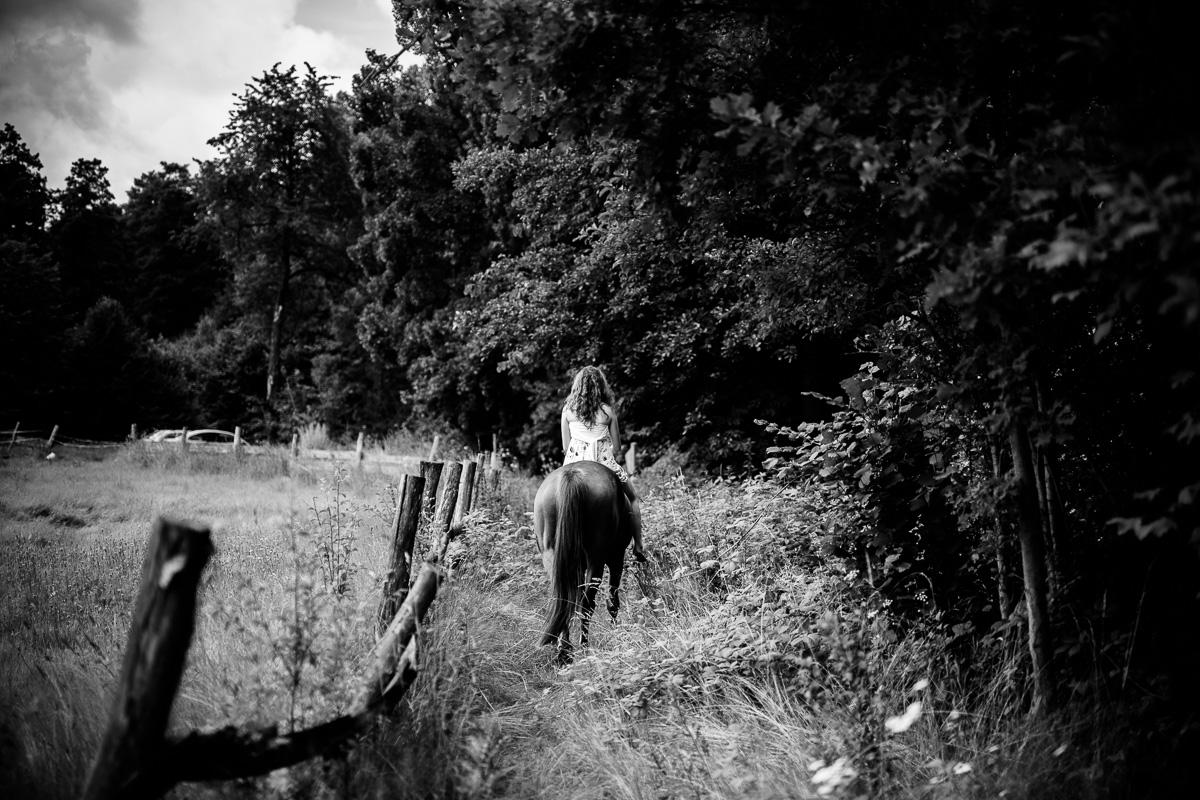 Fotoshooting - Elisabeth und Pferd-45
