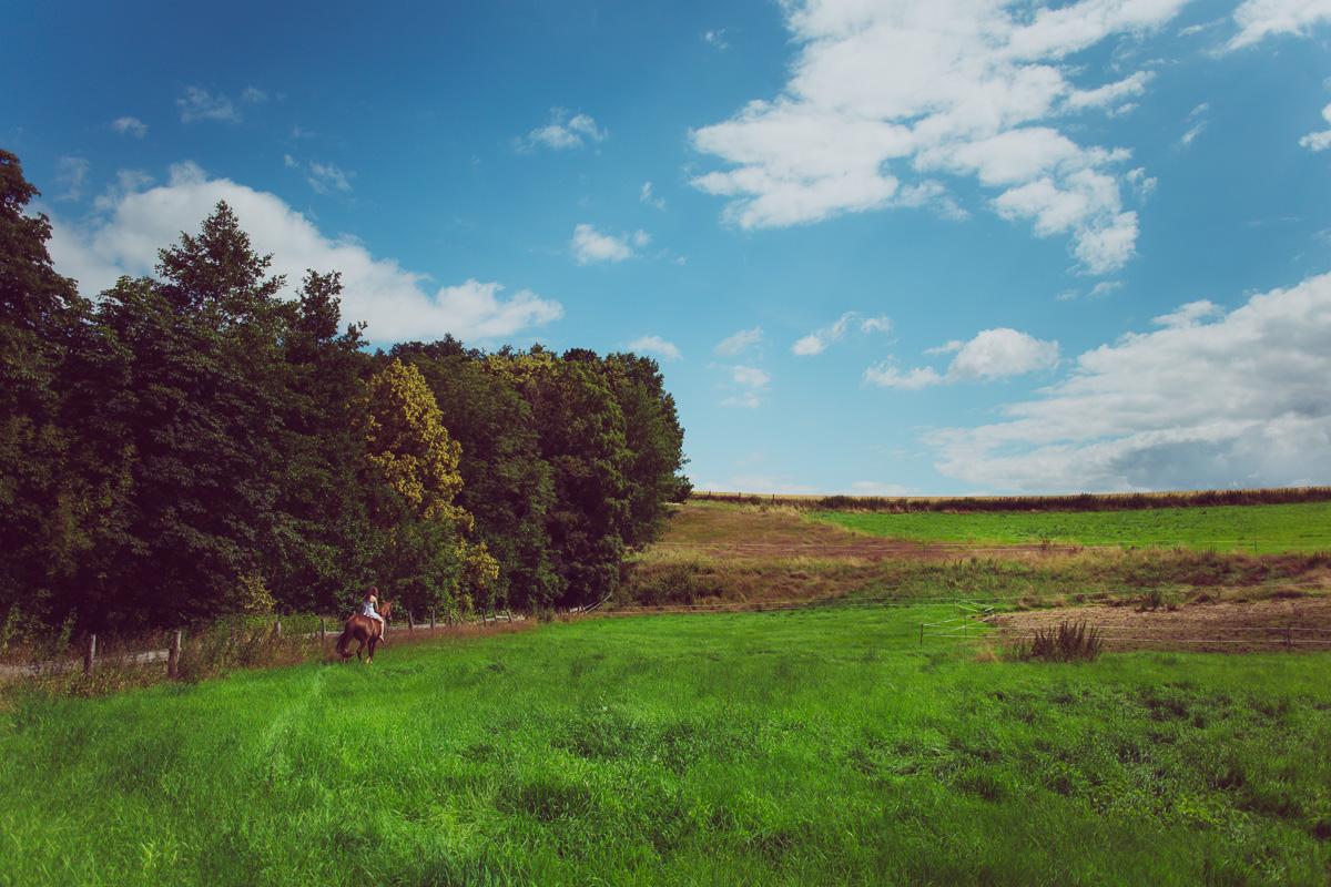 Fotoshooting - Elisabeth und Pferd-50
