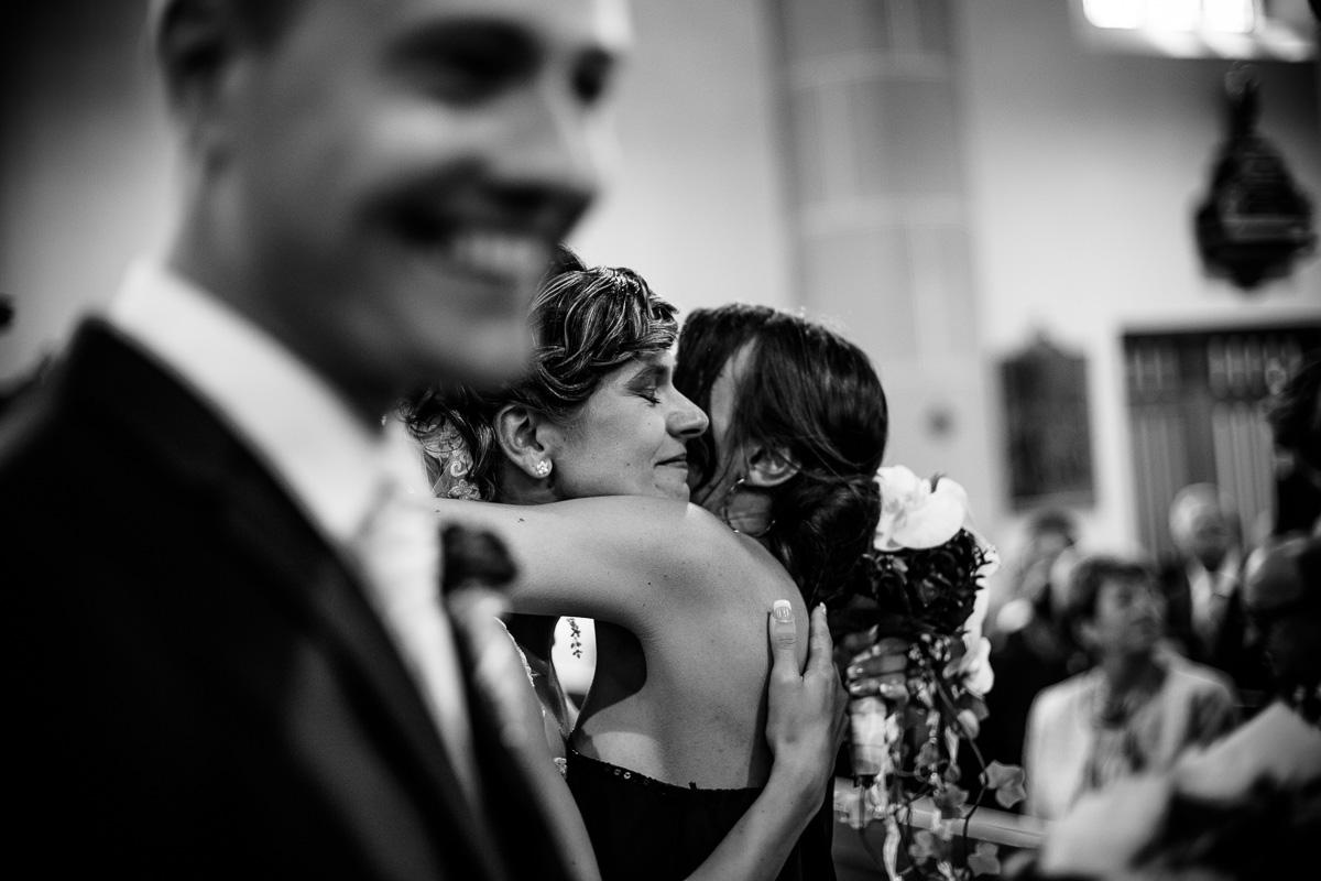 Gratulation für das Brautpaar