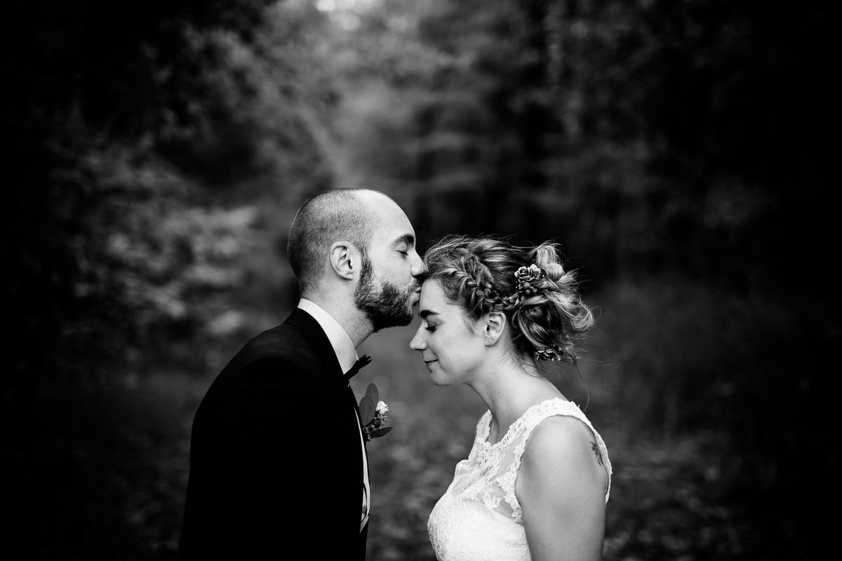 Das Brautpaarshooting