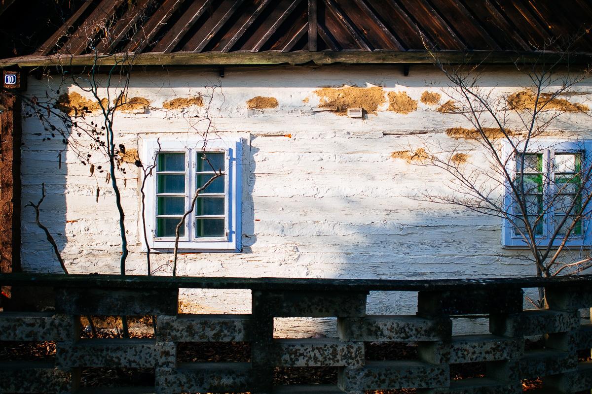 Altes Spreewaldhaus